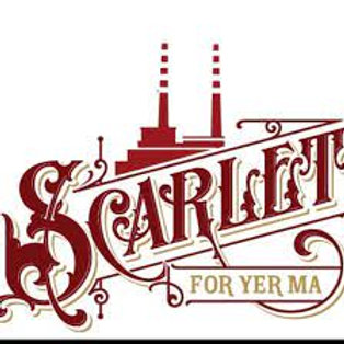 Scarlet for Yer Ma - Whiskey