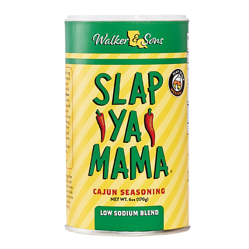 Slap Ya Mama - Low Salt Cajun Seasoning