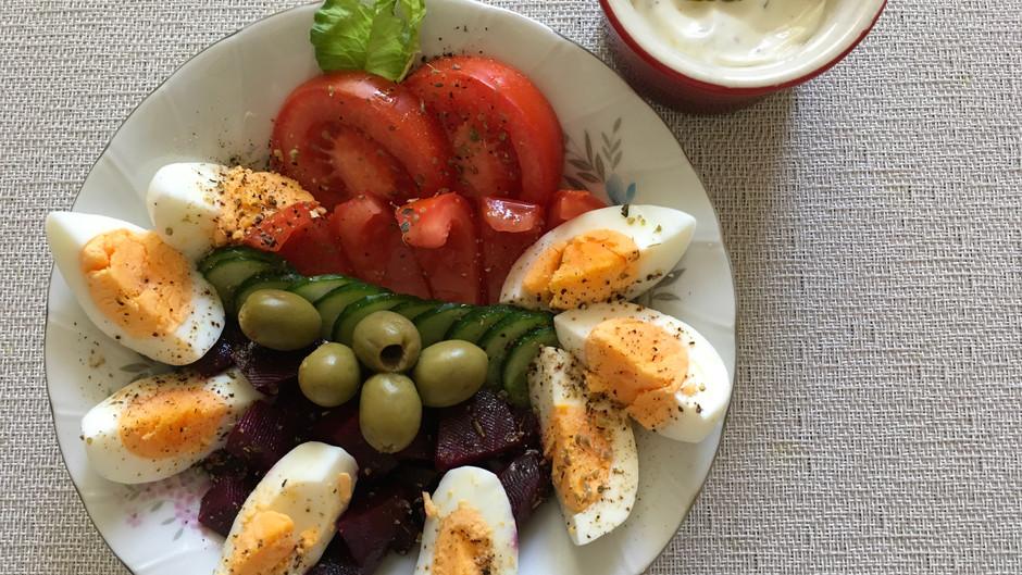 Healthy Wholesome Salad