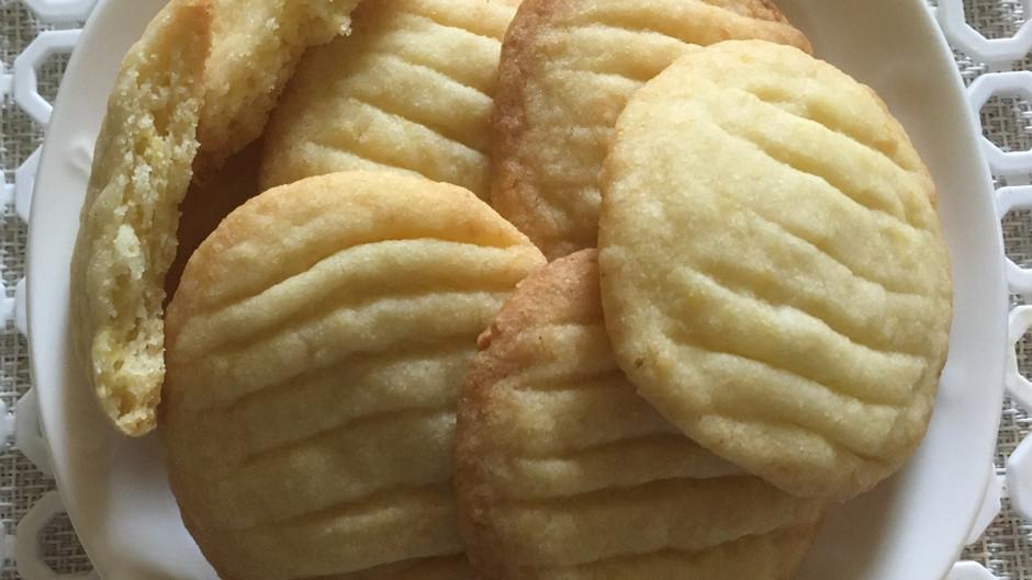Lemon Rind Cookies