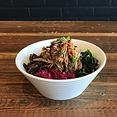 Pulled Pork Bowl