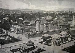 Expo 1888 Barcelona