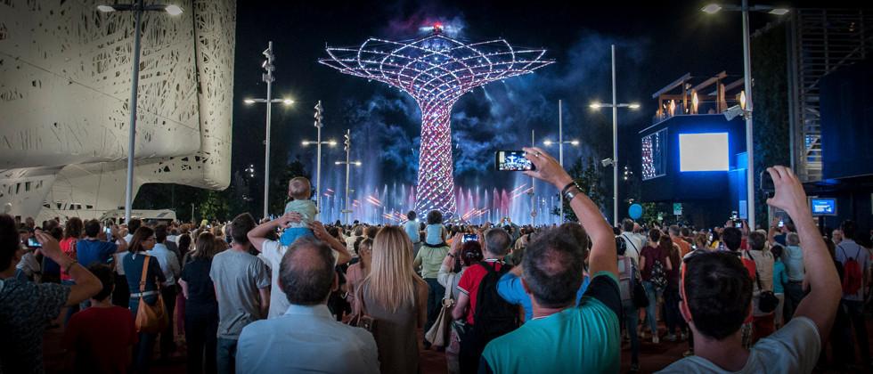 Tree of Life - Expo 2015 Milan
