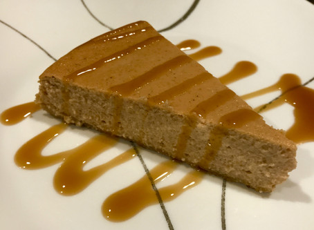 Bethany's Protein Pumpkin Cheesecake