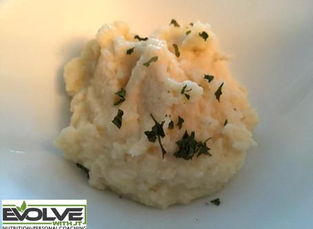 Cauliflower Mash  (Mashed Potato Taste-A-Likes)