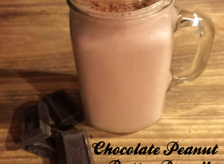 Chocolate Peanut Butter Paradise