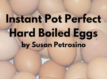 Perfect Eggs (Instant Pot)