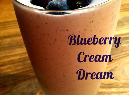 Blueberry Cream Dream