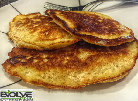 Classic Protein Pancakes