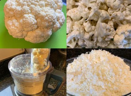 Homemade Cauliflower Rice Recipe