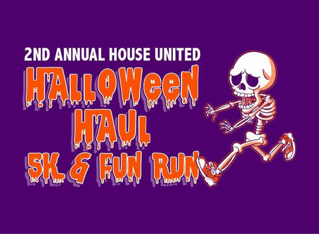 Halloween Haul 5k & Fun Run