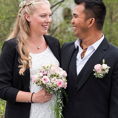 Hochzeit Tamara & Sam