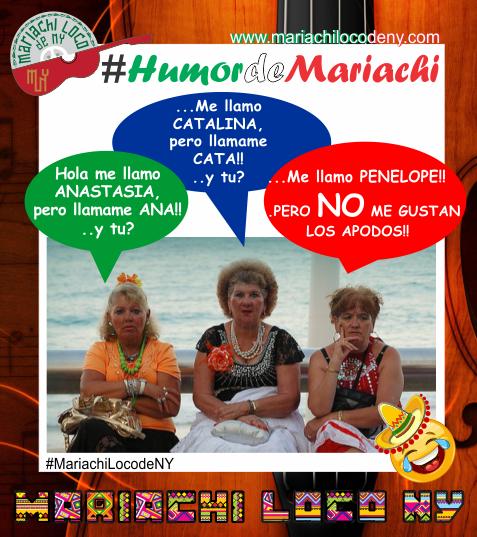 humor de mariachi chiste nombre mariachi