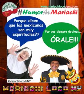 Humor de mariachi chiste orale mariachi