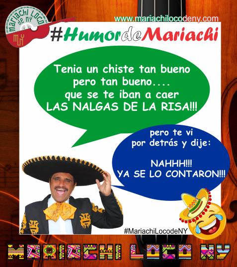 humor de mariachi chiste caer las nalgas