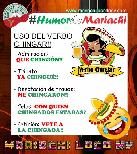 humor de mariachi chiste chingar mariach