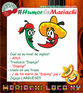 humor de mariachi chiste doping mariachi