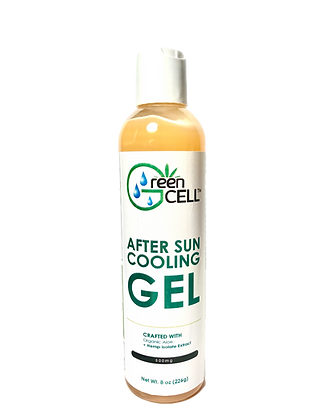 After Sun Cooling Gel 500mgs