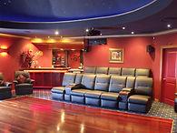 Home theatre custom install