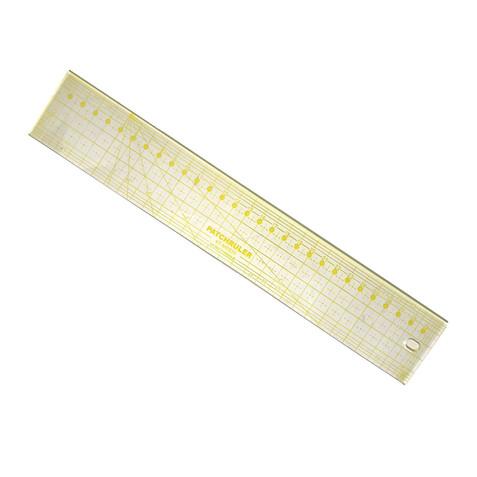 RÉGUA PATCHRULER T-M0530 0,5 X 30CM