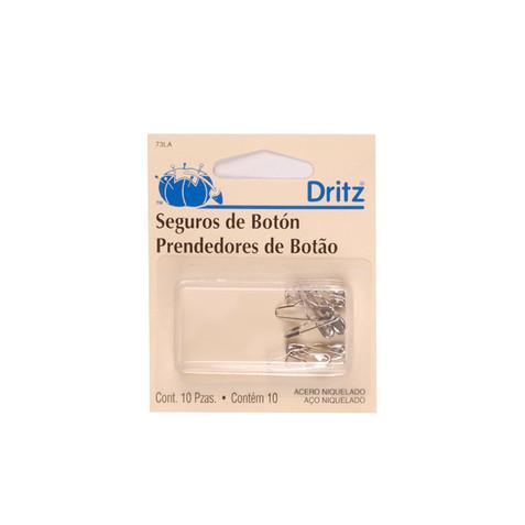 DRITZ PRENDEDORES DE BOTÃO 73LA - 10 UND
