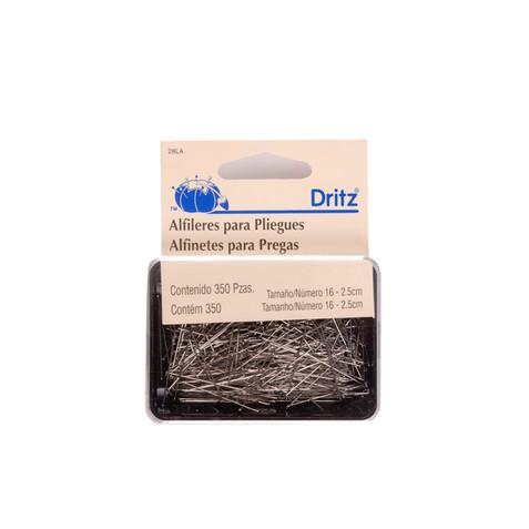 DRITZ ALFINETES P/ PREGAS 28LA TAM 16 - 350 UND