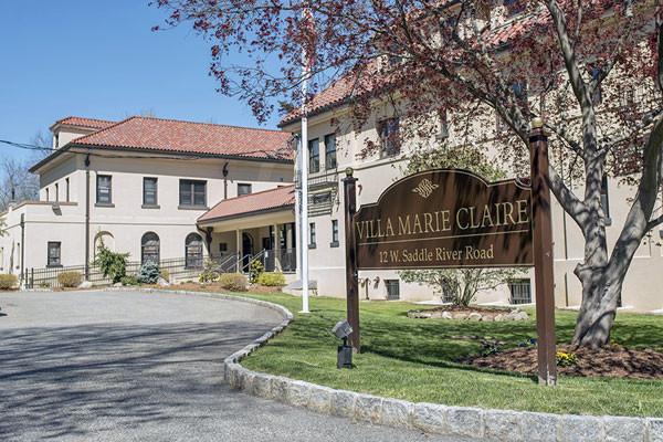 The Villa Marie Claire hospice