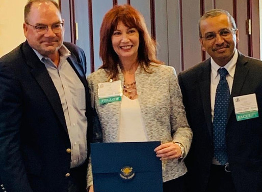 AmeriHealth New Jersey's Jill Squiers completes 2019 session of the New Jersey Healthcare Executive