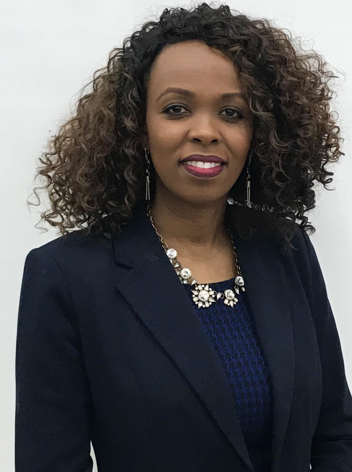 Florence Kariuki, RN, MHA, BSN