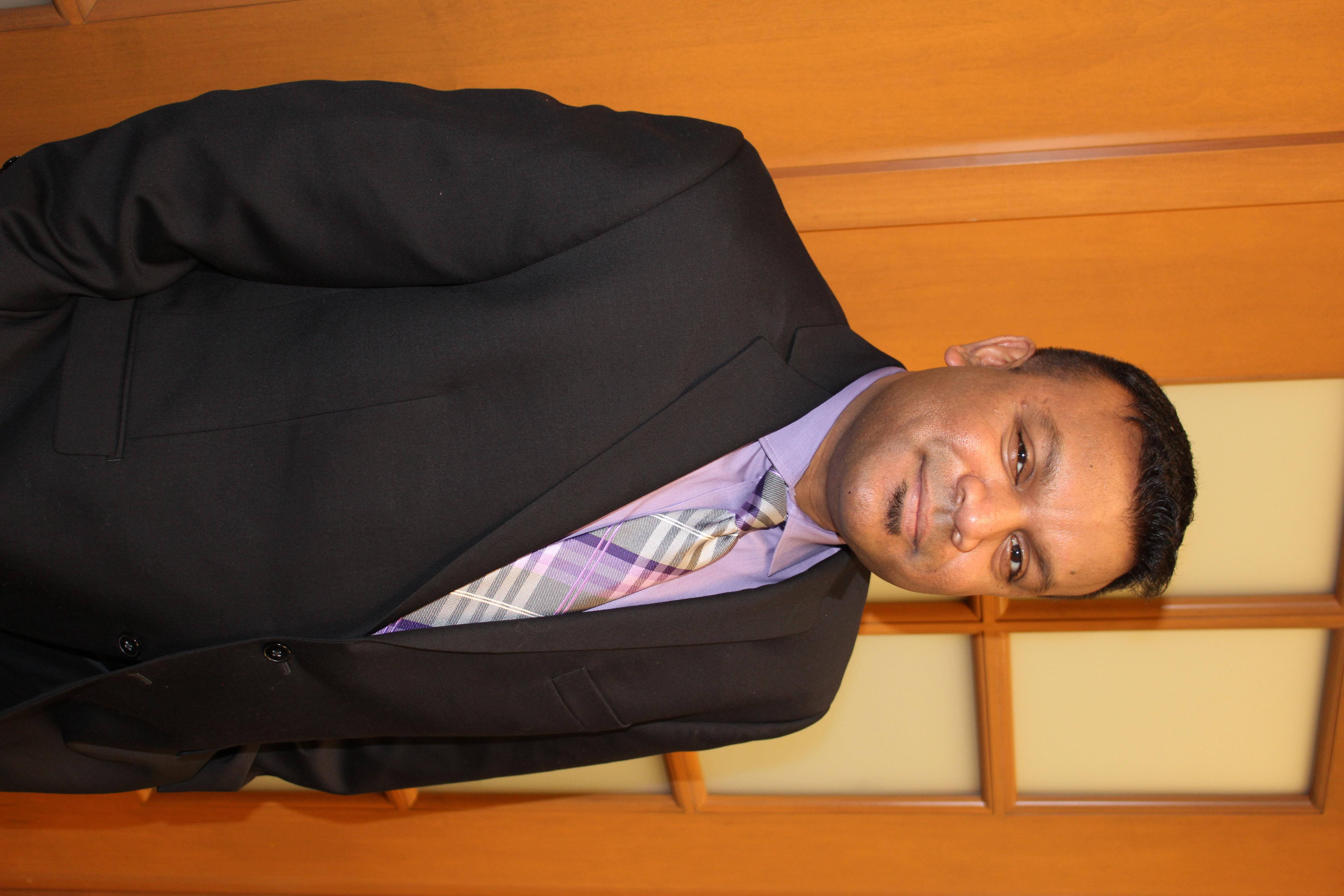 Ravi Maharajh, EdS, LPC, ACS