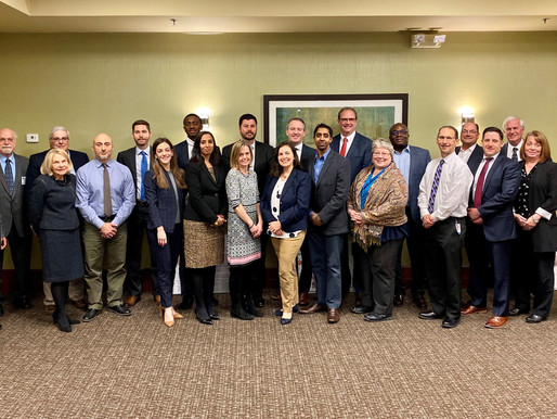 New Jersey Healthcare Executives Leadership Academy's 2020 Class Completes Program
