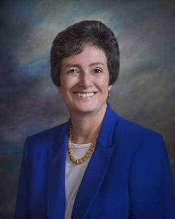 Betsy Ryan, CEO and President of the New Jersey Hospital Association. - (FILE PHOTO)