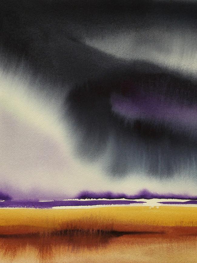 Landscape Watercolors