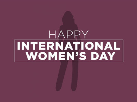 Each For Equal: Happy Women's Day