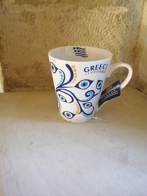 """Mug """"HERA"""" Déesse du foyer."""