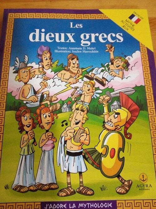 Livre sur la Mythologie grecque