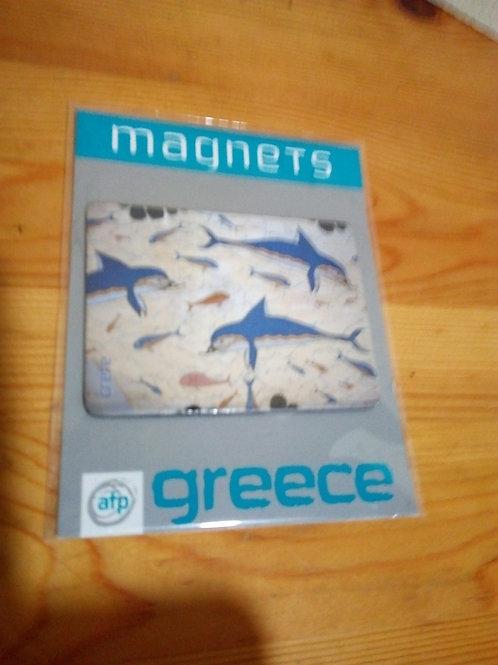 Magnet aimanté