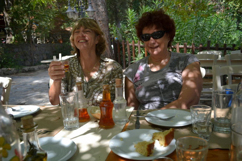 Martine et Jacqueline