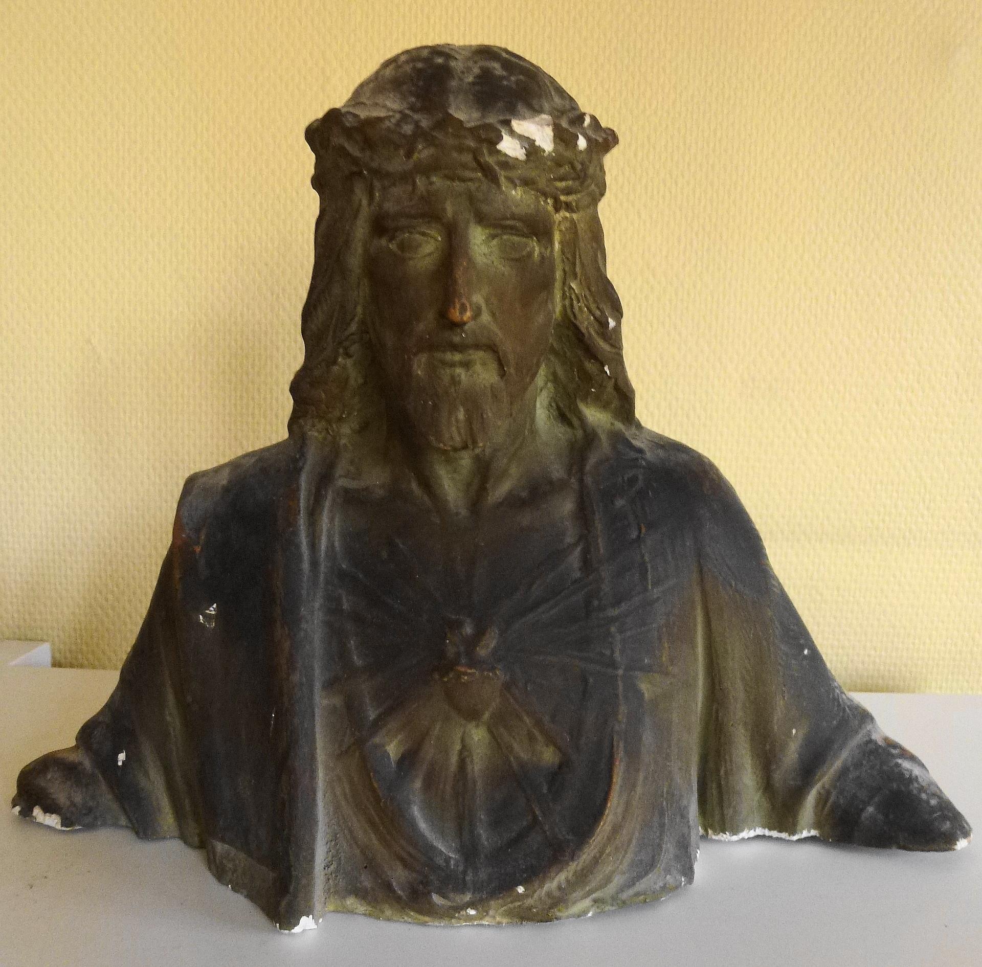 Heilig Hart, borstbeeld