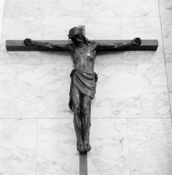 Kruisbeeld, O.L.V. Middelareskerk, Berchem