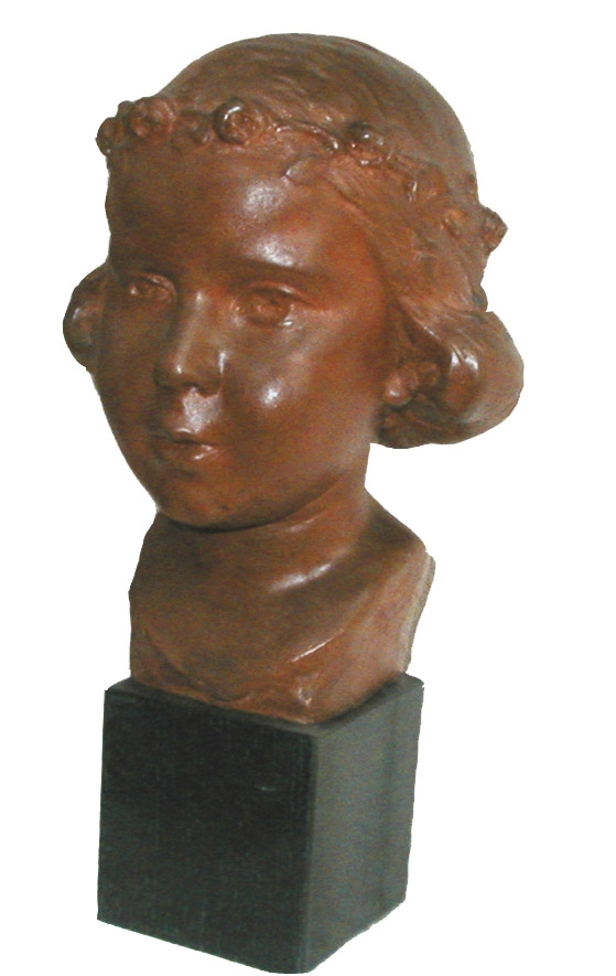 Meikroontje (terracotta)