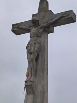 Kruisbeeld oorlogsmonument Kruibeke