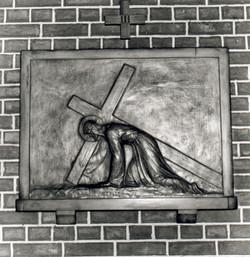 Kruisweg O.L.V. Middelares Berchem - 3