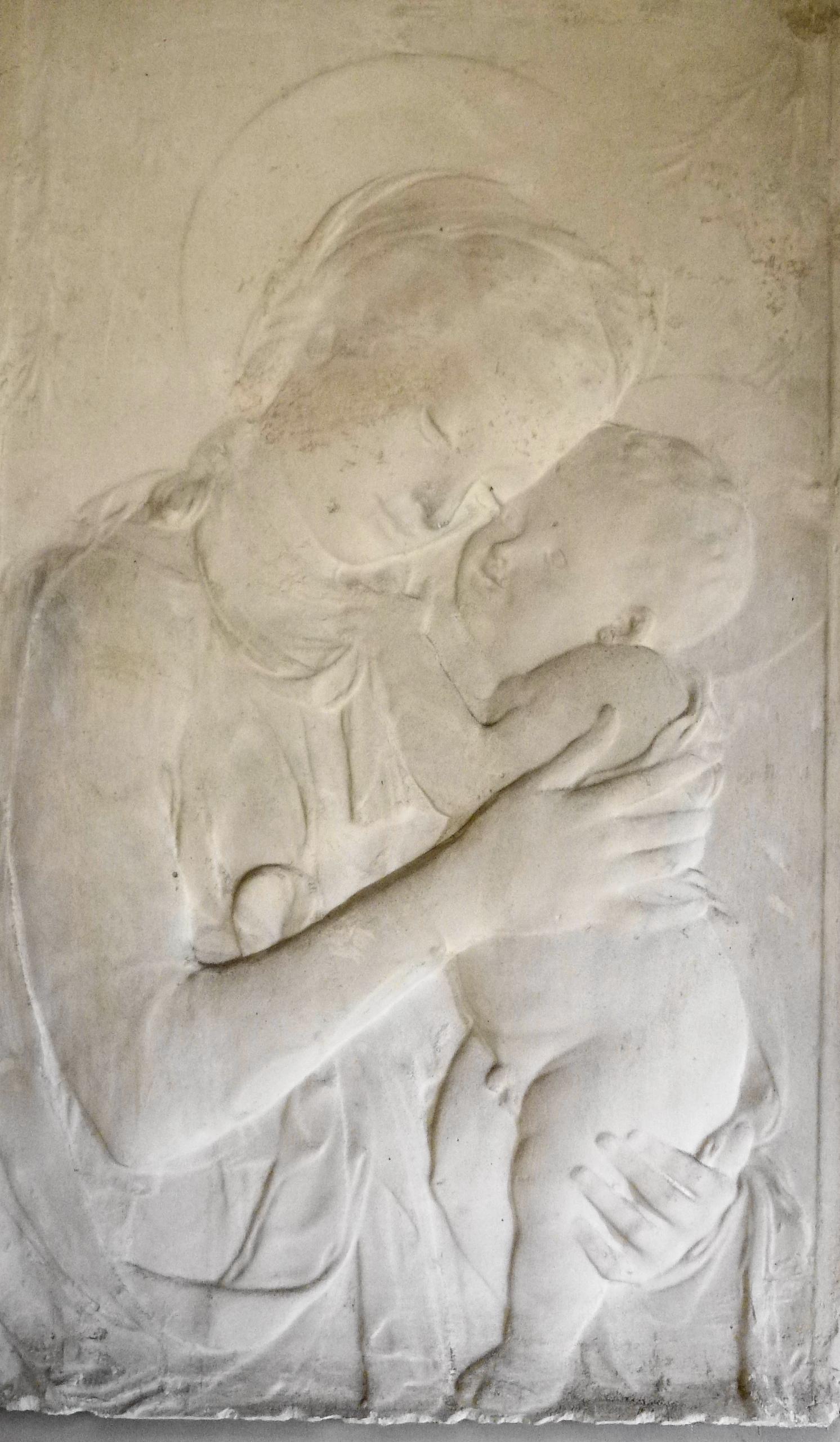 O.L.Vrouw met kind