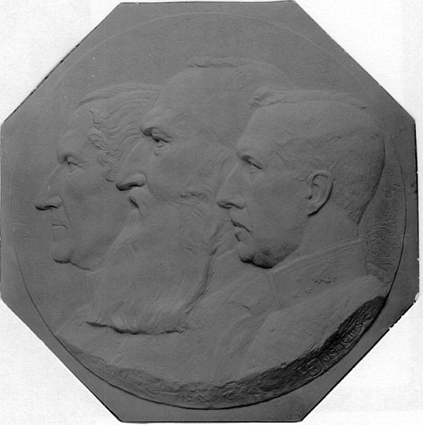 Drie Belgische Koningen