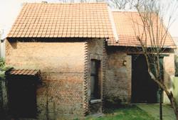 Het atelier van Frans Jochems in Berchem