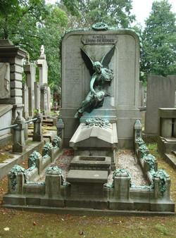 Grafmonument Familie Loons, begraafplaats Silsburg, Borgerhout, perk C1