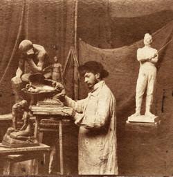 Frans Jochems in 1900