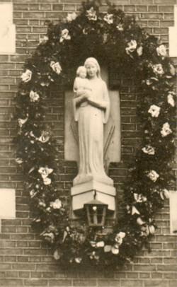O.L.Vrouw, Hendrik Kuypersstraat, Mortsel