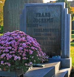 Graf begraafplaats Berchem